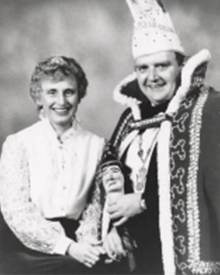 1984 Rein en Annie Claus