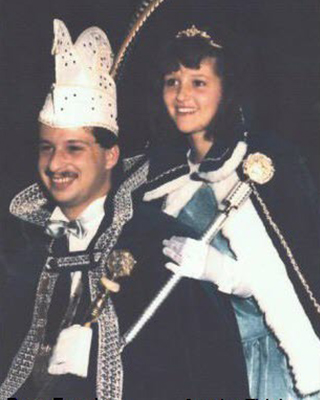 1993 Rene en Sandra Engelen