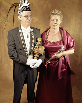 2006 Peter Reimersdahl en Wies Aalmans