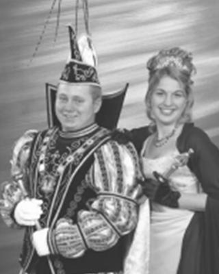 2007 Maurice Grissen en Melanie Sewalt